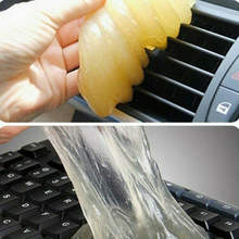 Strong Auto Groove Car Cleaning Glue Magic Dust