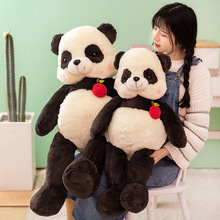 High Quality Baby Big Giant Panda Bear Plush Stuffed Animal Doll Animals Toy Pillow Cartoon Bear Duck Dolls Girls Gifts Knuffels