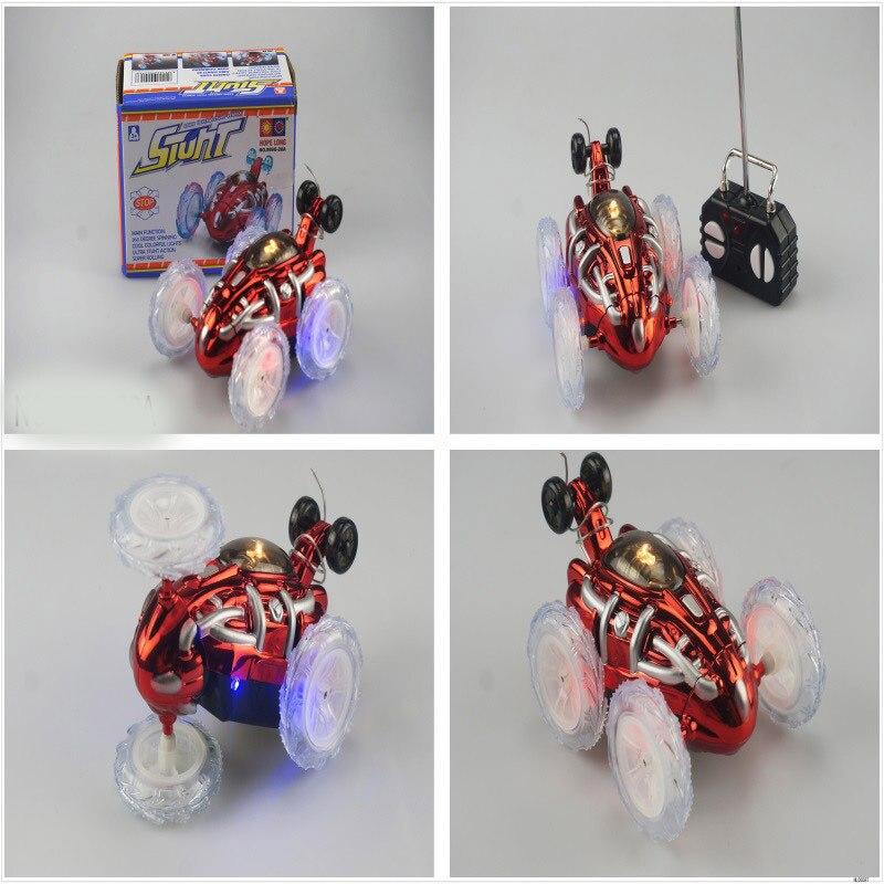 Детский каменный автомобиль с дистанционным управлением большой размер самосвал игрушка с светильник и музыкой 360 градусов