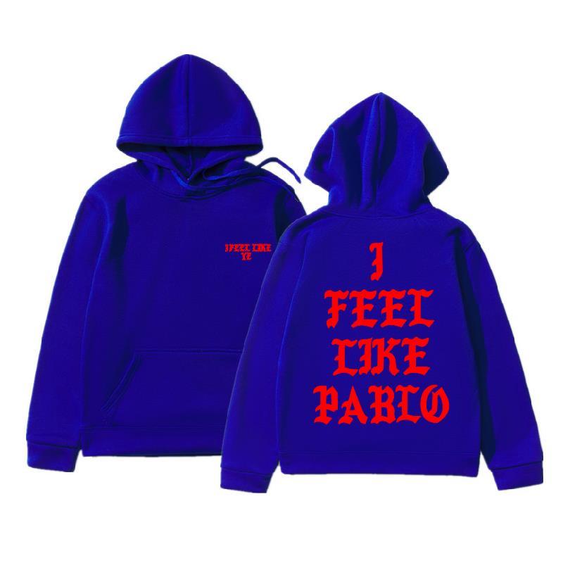 Kanye West I FEEL LIKE  Pablo Hoodie 1