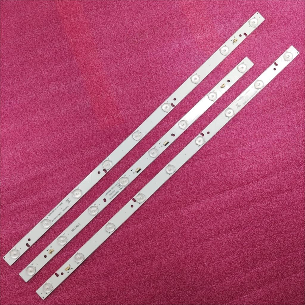 LED Strips 9+8+9leds LED315D9-ZC14-03(A) LED315D8 for TCL Haier LE32F8210 32EU3100 LD32U3100 LE32MXF5 LE32F8210 T32P11 L32HE13N