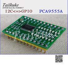 Pca9555a Module Pca9555 IIC/2C GPIO Expansion Board 16-Way Numeric Entry Output
