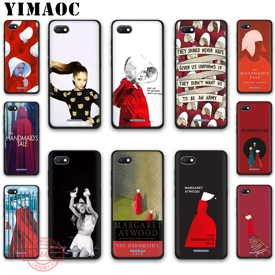 YIMAOC The Handmaid Is Tale Soft Silicone Case For Redmi Note 8 7 6 5 K20 Pro Plus 5A Prime 6A 7A 4X S2 Go