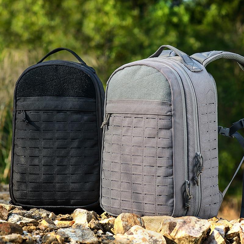 Multifunctional Military TrainingOutdoor NIJ IIIA Bulletproof Backpack Sports Mountaineering Assault Bulletproof Backpack Bag