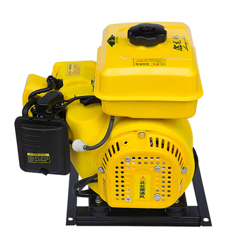 5KW Electric Vehicle Gasoline Generator Range Extender Electric Start Automatic Frequency Conversion Electric Tricycle Generator