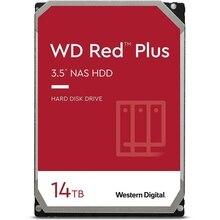 Жесткий диск HDD WESTERN DIGITAL RED WD140EFGX 14TB 7200RPM SATA III 6GB/S 512MB