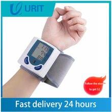 Монитор артериального давления на запястье медицинский тонометр