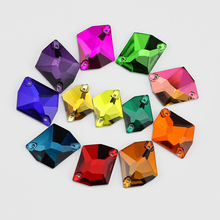 ALL Color ALL Size Special-shaped Sew on Crystal Rhinestone Flatback for wedding Dress DIY clothes shoes bags accessories cheap qlcrystal Loose Rhinestones Sew-On 0000 Glass Garment