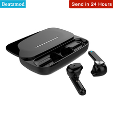 BE36 TWS беспроводной телефон Bluetooth 5,0 наушники сенсорное управление с микрофоном зарядная коробка мини наушники для iPhone Xiaomi huawei