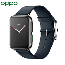 Oryginalny zegarek OPPO 46mm eSIM telefon komórkowy 1.6 cala AMOLED Snapdragon 2500 i Apollo 3 VOOC 300Mah Smartband 1G 8G GPS