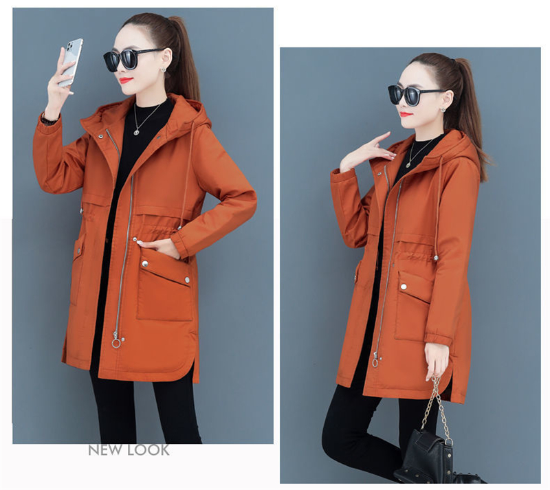 Heb2c39787a9f4db9b7605815ee3078f2L NEW2021 Women Parkas Fashion Coat Elegant Winter Mid Long Cotton Jacket Plus velvet thickening Hooded Collar Female Snow Outwear