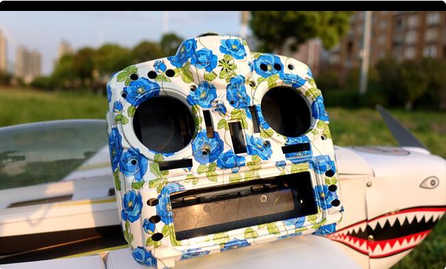 Niegodziwie fajne Frsky Taranis X9D Plus RC nadajnik powłoki w Części i akcesoria od Zabawki i hobby na  Grupa 1