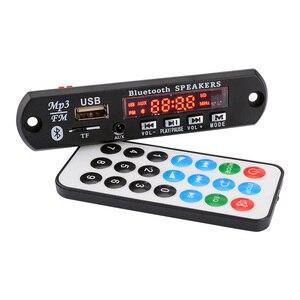 Image 5 - AIYIMA Bluetooth MP3 מפענח Bluetooth 5.0 אודיו מפענח לוח תמיכה AUX USB TF כרטיס מרחוק פענוח אביזרי רכב