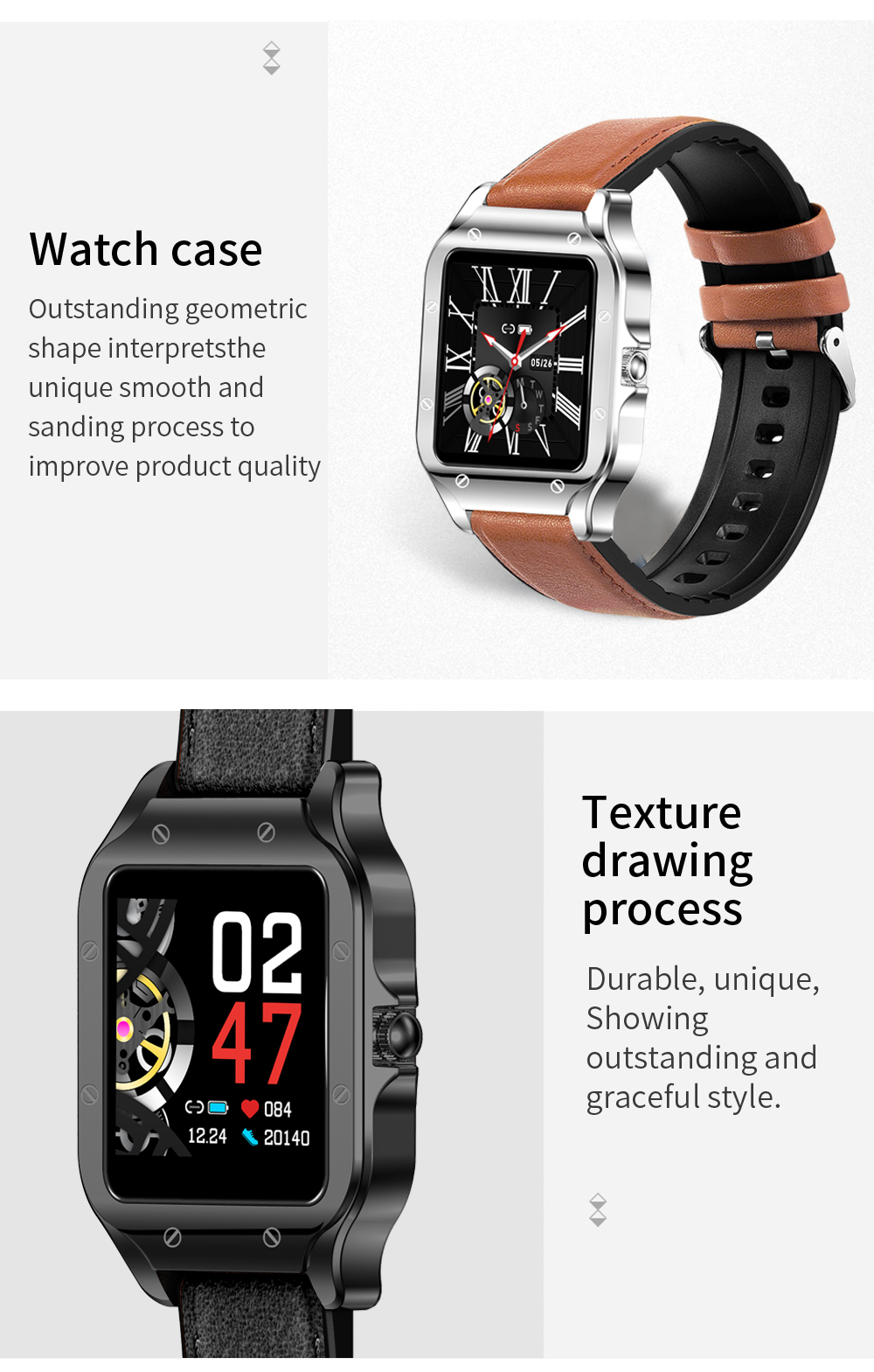 COLMI Land 2S Men Smart Watch for Android Phone 4
