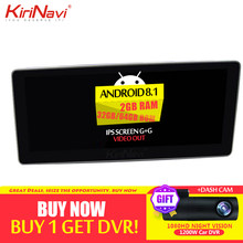 "KiriNavi 10.25"" Android 8.1 Car Radio Gps Navigation For Mercedes-Benz GLA Class Android Car Dvd Player Auto Multimedia Stereo(China)"