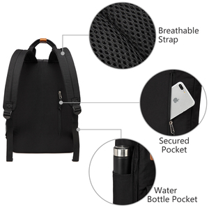 Image 5 - VASCHY Women Backpack School Bags for Girls Women Travel Bags Bookbag Laptop Backpack for Women Mochila Feminine Female Backpack