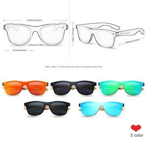 Image 2 - BARCUR Óculos De Madeira de Nogueira Preta Acessórios Óculos de Sol Óculos Feminino/Masculino óculos de Sol óculos Sem Aro para Os Homens