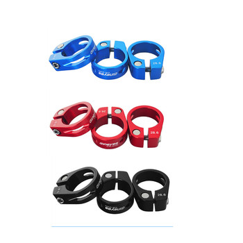 Soporte de sillín de bicicleta plegable de 40,8mm, aleación de aluminio, sillín...