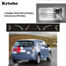 Автомобильная камера для Toyota Corolla EX E120 E130 2000 ~ 2013, функция слежения за автомобилем, зеркало заднего вида, динамическая траектория, звездный св...