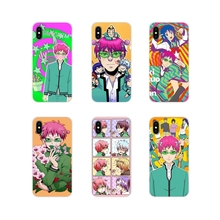 For Samsung Galaxy J1 J2 J3 J4 J5 J6 J7 J8 Plus 2018 Prime 2015 2016 2017 Accessories Cases Cover The Disastrous Life of Saiki K