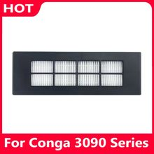 3/5/10piece Frame HEPA Filter Parts for Conga 3090 Series Robot Vacuum Cleaner Replacement Accessories
