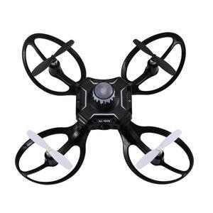 Image 3 - Składany Mini Drone Quadcopter indukcja Drone sterowanie przez telefon komórkowy gest samolot zdalne wykrywanie UFO interakcja latające zabawki