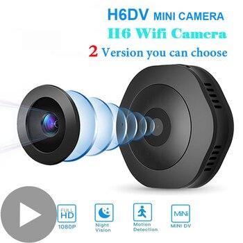 цена на Wi-Fi Micro Home Wireless CCTV Mini Security Surveillance Video with Wifi IP Camera Cam Camara for Phone Wai Fi IPcamera Online