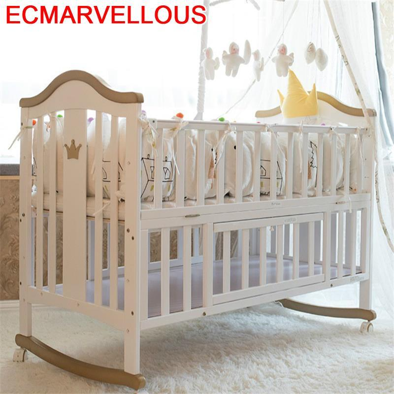 Bett Recamara Lozeczko Dzieciece Lit Fille Toddler Cama Infantil For Child Wooden Kinderbett Chambre Enfant Children Kid Bed