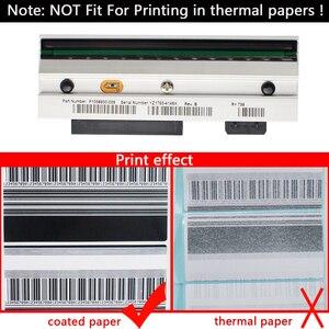 Image 3 - New ZT410 Printhead For Zebra ZT410 Thermal Barcode Printer 203dpi P1058930 009 Compatible