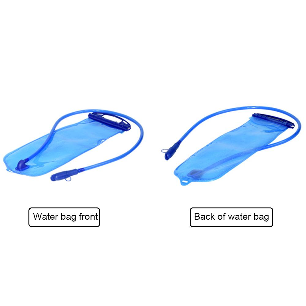 Ambitious Storage 3l/2/1l Water Bladder Bag Bladder Bag Peva Durable Blue Climbing Sports Water Bag Hiking Cycling Camping Outdoor Outstanding Features