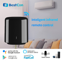 Broadlink Bestcon 2020 RM RM4C Mini maison intelligente WIFI IR télécommande infrarouge Fastcon soutien Alexa Amazon Google accueil IFTTT