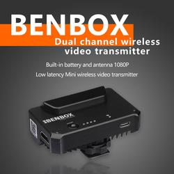 Benbox Wireless 2.4G/5G 1080P Mini HDMI Transmission Device Video Image Transmitter For DSLR/IOS iPhone/iPad /Android Phone