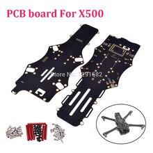 اللوحة الرئيسية PCB نسخة مركز لوحة ل FPV الزواحف X500 PCB هيكل حوامة رباعية ل blackالأغنام