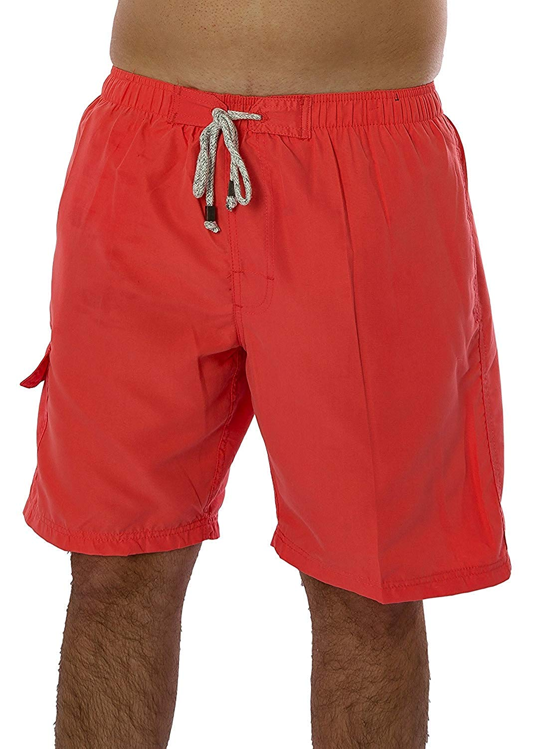 2020 10 pieces Men's Solid Dry Board Shorts Suit Surf Beach Swim Trunks2019 Cargo Pants Overalls Straight