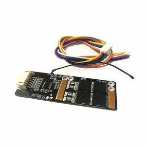 Image 2 - 6S 30A/7S 30A/6S 50A/7S 50A BMS Board con NTC per 3.7V Bordo di Protezione Della Batteria Al Litio Ternario/BMS 7 S/BMS 6S Bordo