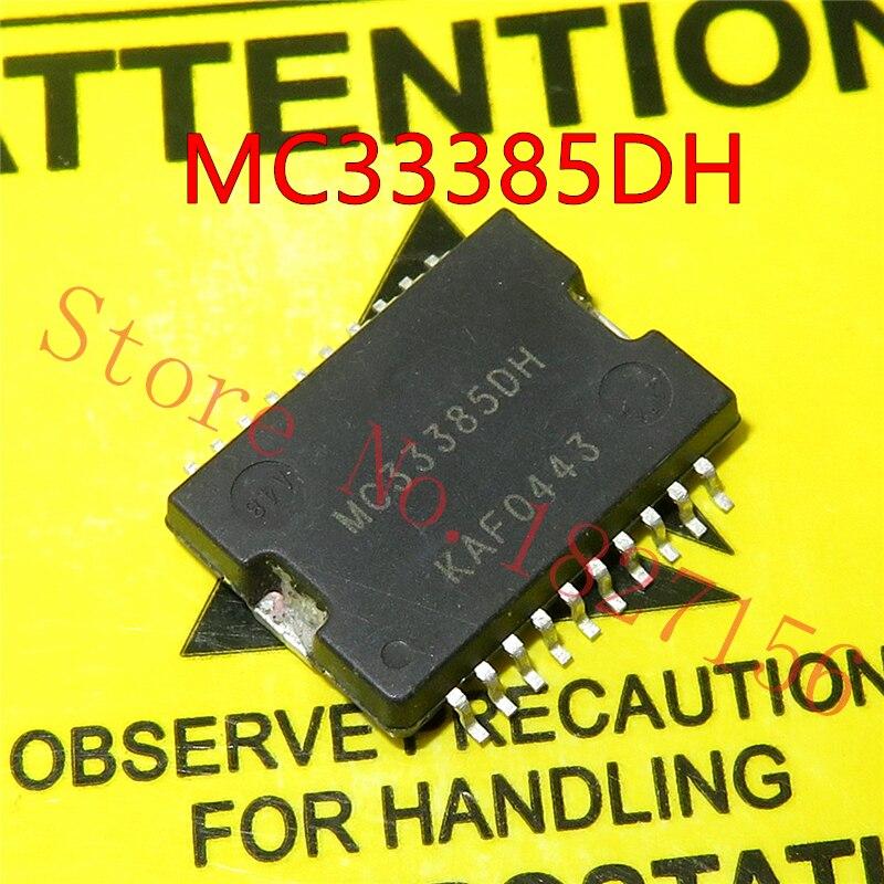 Новый оригинальный; MC33385DH MC33385 [2A. 250 миллиом]-IC переключатель QUAD L-SIDE 20-HSOP