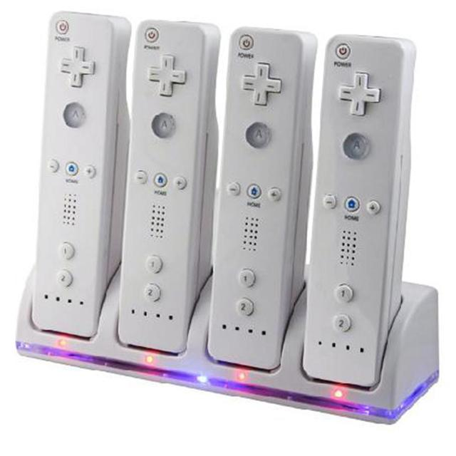 Stand Charging Dock Station For Nintendo Wii U Wiiu Battery Pack Charger Gamepad Game Remote Control Controller Joystick Mando