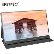 UPERFECT 13.3Inch LCD Monitor Portable Ultrathin 1080P IPS FHD USB Type C Dispaly for laptop phone XBOX Switch PS4 Gaming Screen