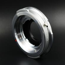 DKL EOS Brass Adapter For Voigtlander Retina DKL to Canon EOS EF Lens Mount Dslr Camera