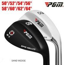 Clubes de prata das cunhas da areia do golfe 50/52/54/56/58/60/62/64 graus das cunhas da areia do golfe com controle fácil da distância
