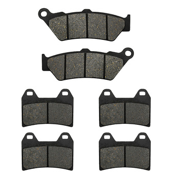 Motorcycle Front and Rear Brake Pads for MOTO GUZZI California Jackel 1100 1999-2001 Stone Series 2002-2006 image