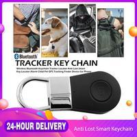 Localizzatore di chiavi senza fili Bluetooth localizzatore di localizzatori di portachiavi intelligenti anti-smarrimento allarme dispositivo di localizzazione GPS per bambini per telefono
