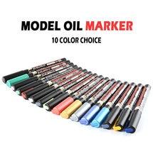 Маркер модели gundam маркер на масляной основе gm карандаш набор