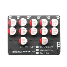 5A Balancer 5S LiFePo4 Li-Ion Ver Battery Active Equalizer Balancer Energy Transfer Board Balance