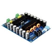 XH-M641 DC12V 24V 150 Вт x 2 аудио цифровой усилитель доска высокого Мощность двойной Каналы автомобильный усилитель доска с Boost доска