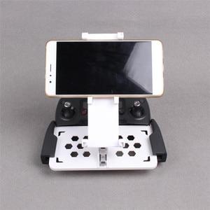 Image 5 - Mavic hava 2 katlanabilir Tablet telefon kelepçe Mavic PRO 2 uzaktan kumanda tutucu DJI Spark için monitör braketi Mavic Mini aksesuarları