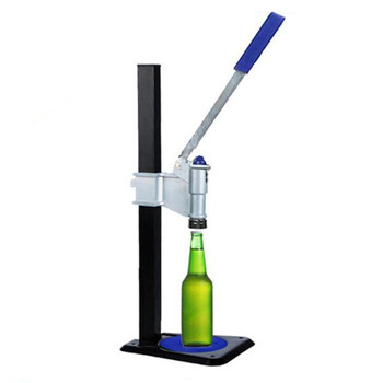 Manual Capper Beer Bottle Capping Machine