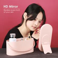 Светодиодный косметический зеркальный ящик светодиодный чехол
