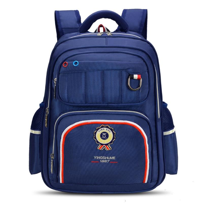 Children School Bags Boys Girls Kids Orthopedic School Backpcak Schoolbags Kids Primary Backpack Mochilas Escolar Infantil