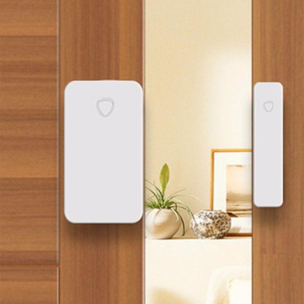 Smart Wireless Fernbedienung Alarm Anti-diebstahl Tür Fenster Intrusion Detection Alert Tür 433MHz Home Security Alarm System